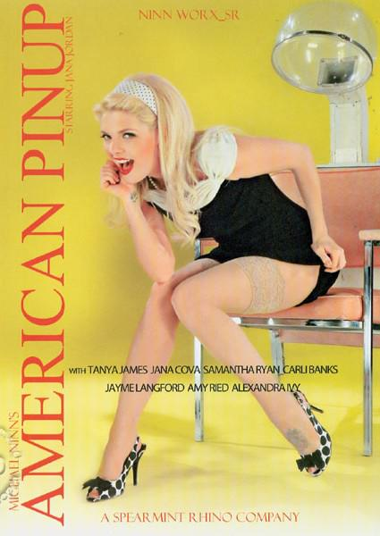 American Pinup Box Cover