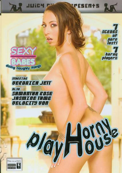 Horny Playhouse Box Cover