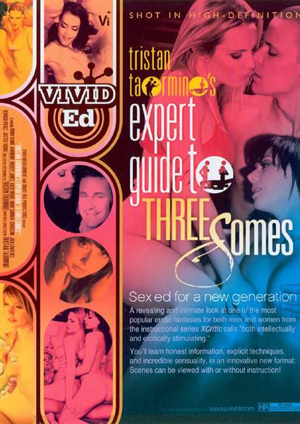 Tristan Taormino's Expert Guide To Threesomes Box Cover