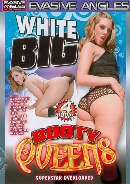 White Big Booty Queens Box Cover