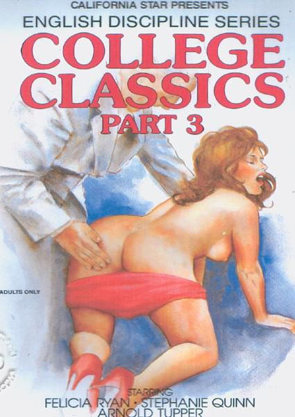 College Classics Part 3 Box Cover