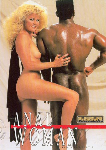 Anal Woman Box Cover