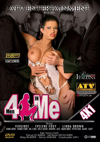 4 Men In Me Box Cover