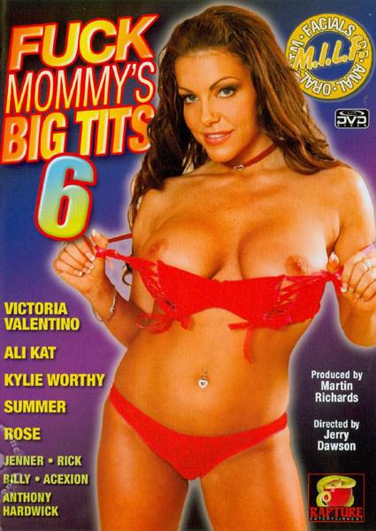 Fuck Mommy's Big Tits 6 Box Cover
