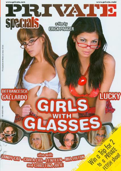Girls With Glasses Box Cover