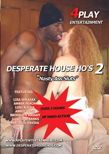 Desperate House Ho's 2 - Not For Sale Box Cover