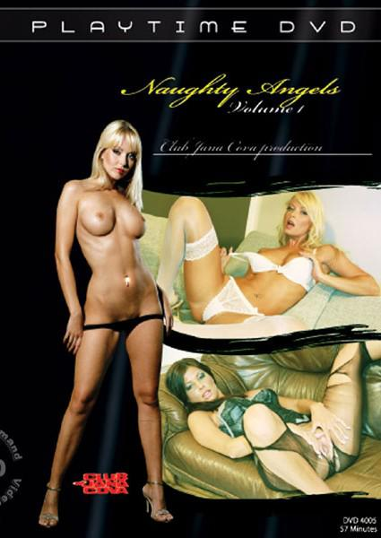 Naughty Angels Volume 1 Box Cover
