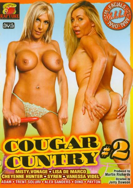 Cougar Cuntry #2 Box Cover