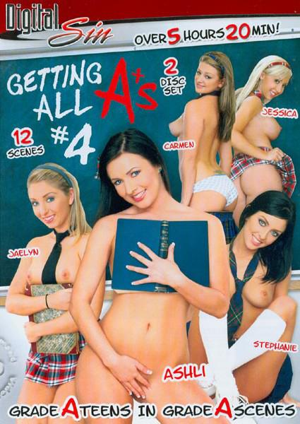 Getting All A+'s #4 (Disc 2) Box Cover