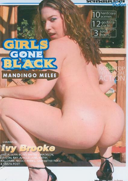 Girls Gone Black - Mandingo Melee Box Cover