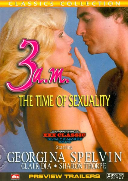 3 A.M. - The Time Of Sexuality Box Cover