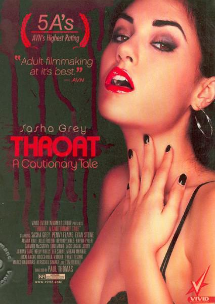 Throat: A Cautionary Tale Box Cover