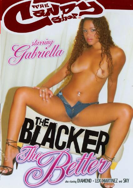 The Blacker The Better Box Cover