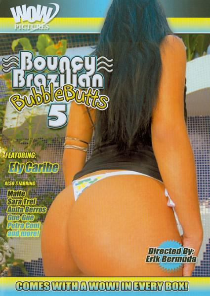 Bouncy Brazilian Bubble Butts 5 Box Cover