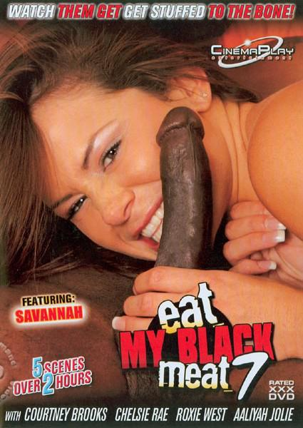 Eat My Black Meat 7 Box Cover