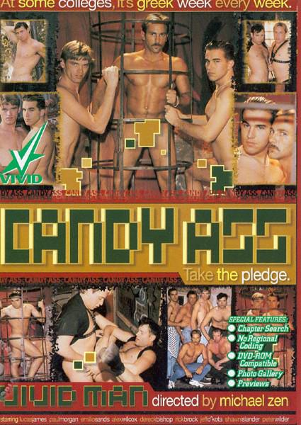 Candy Ass Box Cover