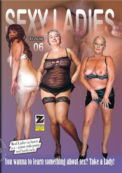 Sexy Ladies 6 Box Cover