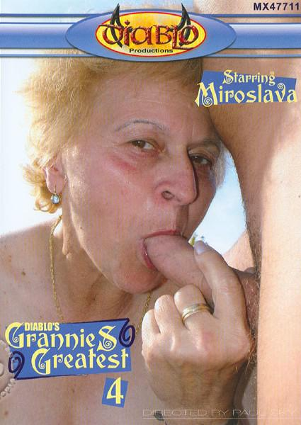 Grannies Greatest 4 Box Cover