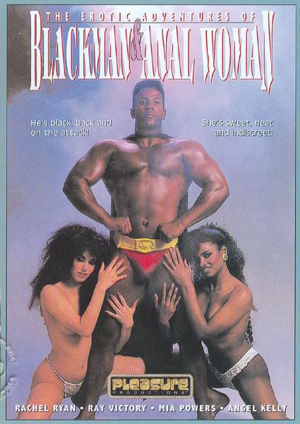 The Erotic Adventures Of Blackman & Anal Woman