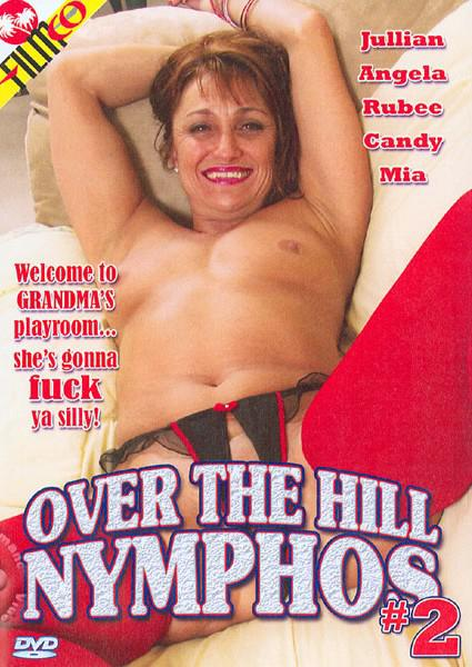Over The Hill Nymphos #2 Box Cover
