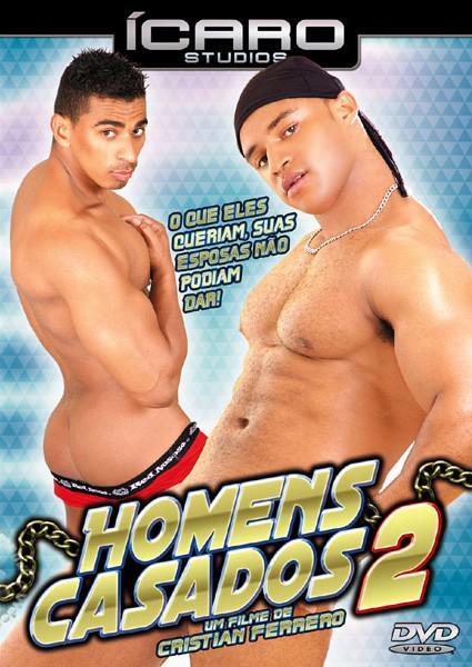 Homens Casados 2 aka Married Men on the Prowl Cover Front