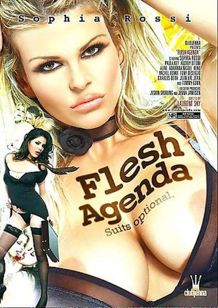 Flesh Agenda Box Cover