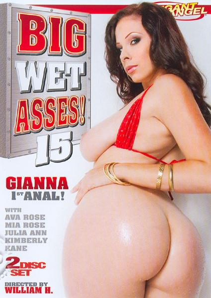 Big Wet Asses! 15 (Disc 1) Box Cover