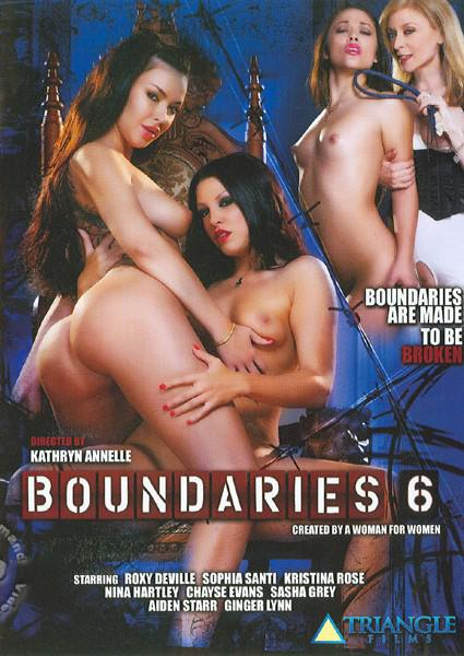 Boundaries 6 Box Cover