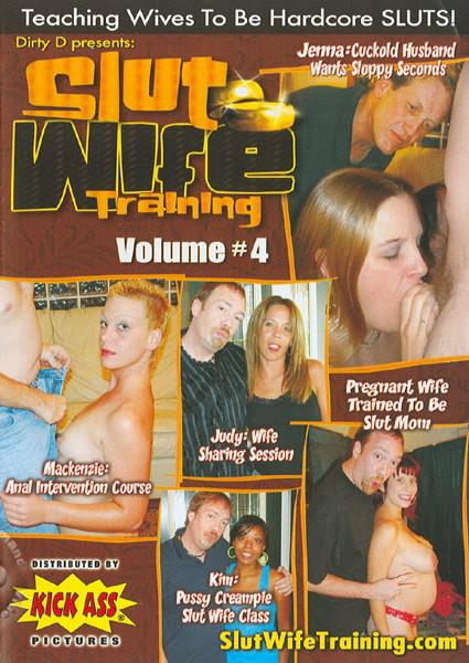 Slut Wife Training Volume #4 Box Cover