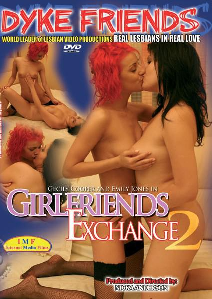 Girlfriends Exchange 2 Box Cover