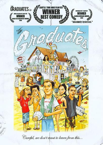 The Graduates Box Cover