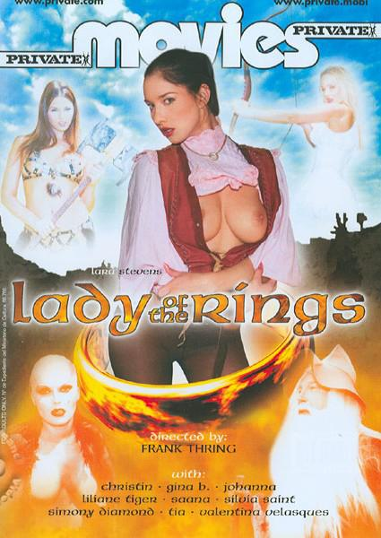 Lady Of The Rings Box Cover
