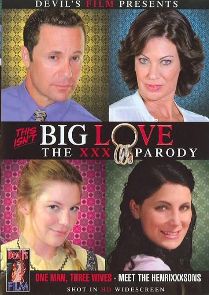 This Isn't Big Love - The XXX Parody Box Cover