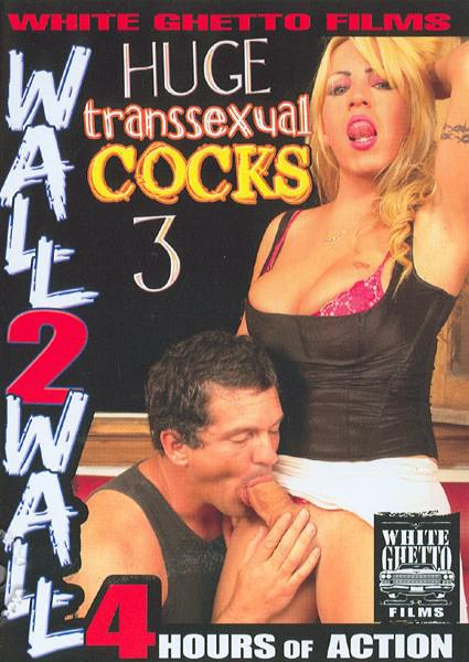 Huge Transsexual Cocks 3 Box Cover