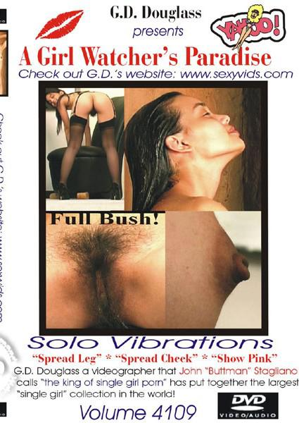 A Girl Watcher's Paradise - Solo Vibrations 4109 Box Cover