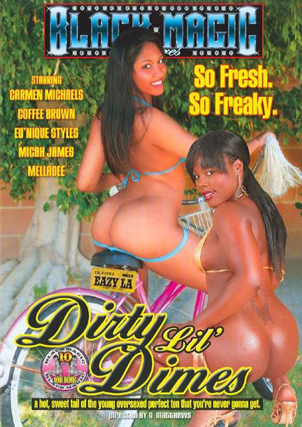 Dirty Lil' Dimes Box Cover