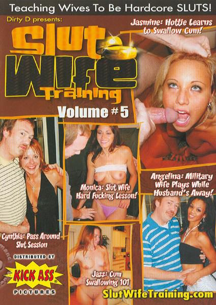 Slut Wife Training Volume #5 Box Cover