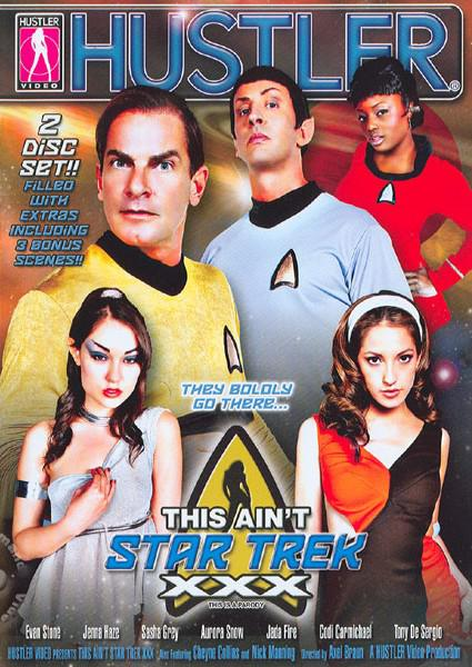 This Ain't Star Trek XXX (Disc 1) Box Cover