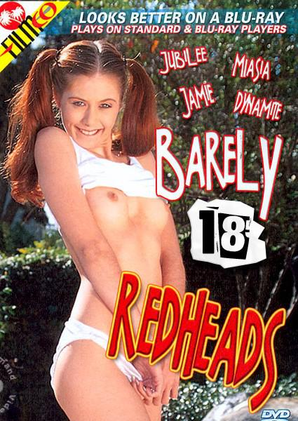 Barely 18 Redheads Box Cover