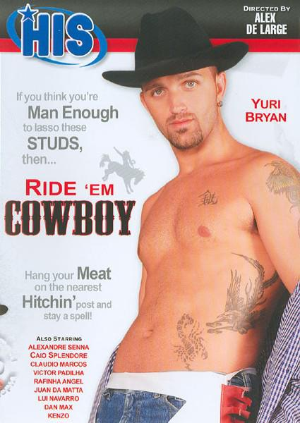 Ride 'Em Cowboy Box Cover