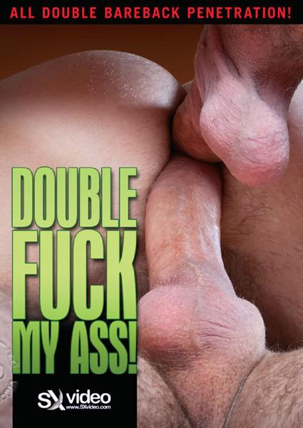 Double Fuck My Ass! Box Cover