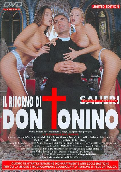 Il Ritorno Di Don Tonino (Italian) Box Cover