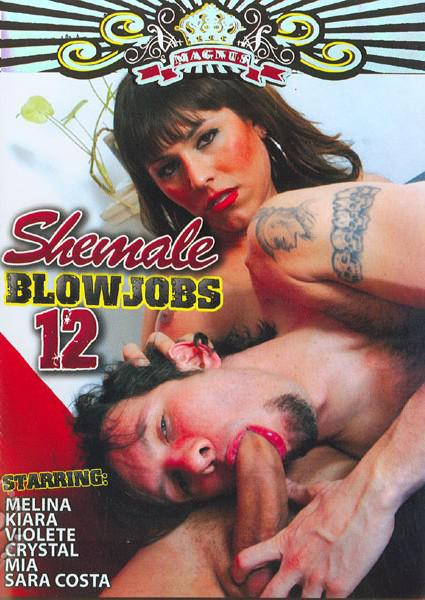 Shemale Blowjobs 12 Box Cover