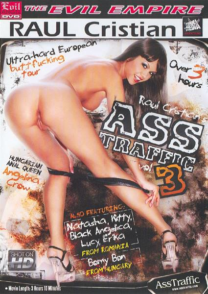 Ass Traffic Vol. 3 Box Cover