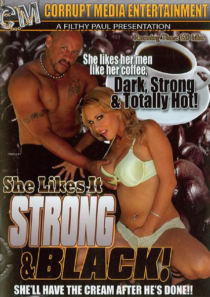 She Likes It Strong & Black! Box Cover