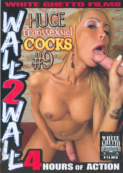 Huge Transsexual Cocks #9 Box Cover