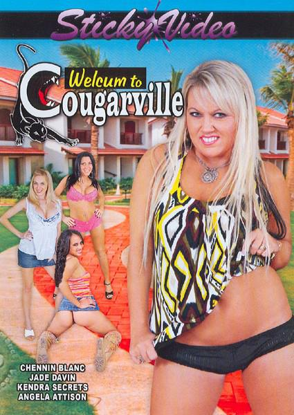 Welcum To Cougarville Box Cover