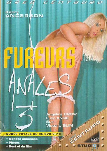 Fureurs Anales 3 Box Cover