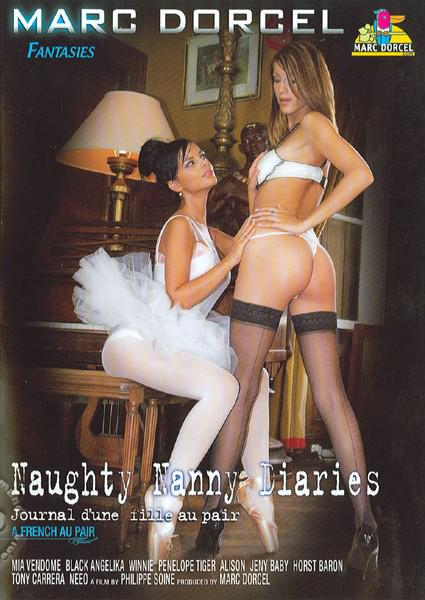 Naughty Nanny Diaries (French) Box Cover