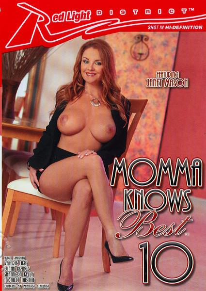 Momma Knows Best 10 Box Cover